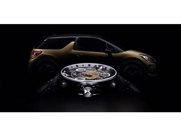 DS 3 Performance BRM Chronographes: lujo y prestaciones en edición limitada