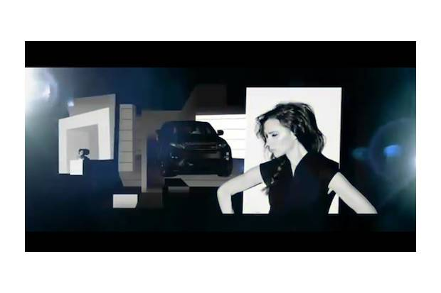 Video: Range Rover Evoque Victoria Beckham Special Edition II