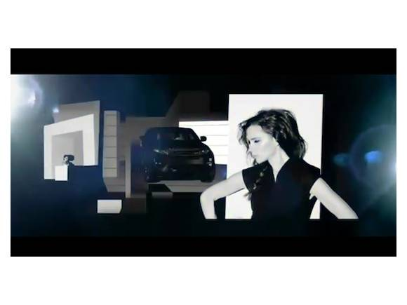 Video: Range Rover Evoque Victoria Beckham Special Edition II
