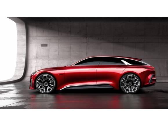 Kia Proceed Concept: la cara de la futura generación del Ceed