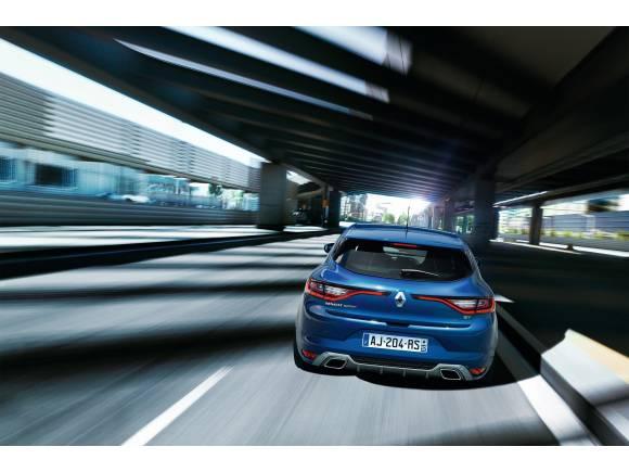 Nuevo Renault Mégane en el Salón de Frankfurt