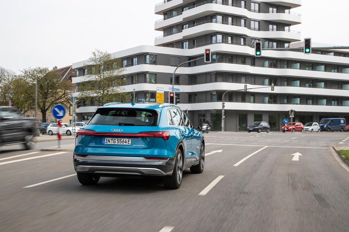 Audi Traffic Light Information