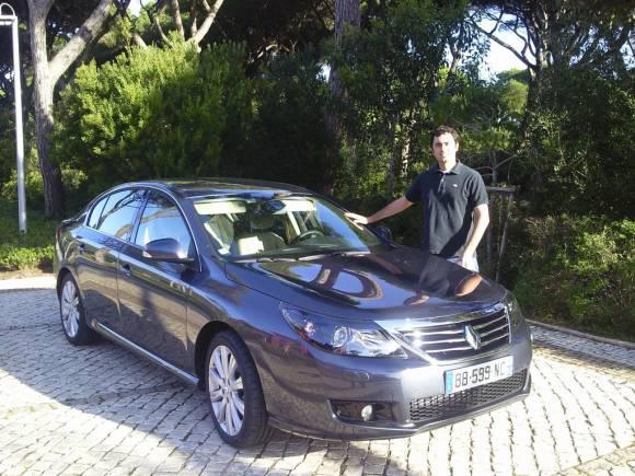 Prueba: Renault Latitude