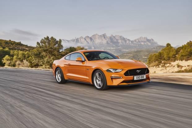 Ford Mustang 2018, cambio de imagen y más potencia