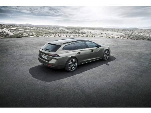 Nuevo Peugeot 508 SW 2019, llega a finales de año