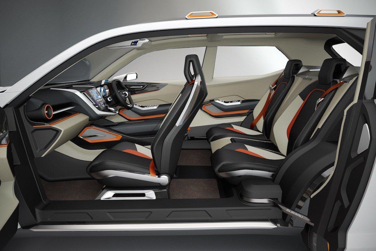 Subaru Viviz salon de tokio
