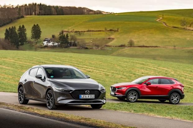 Probamos el Mazda 3 con el revolucionario motor e-Skyactiv X