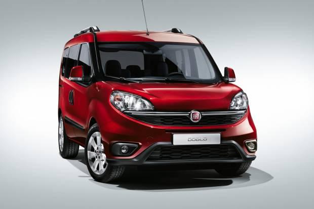 La nueva Fiat Doblò llegará a los concesionarios en febrero