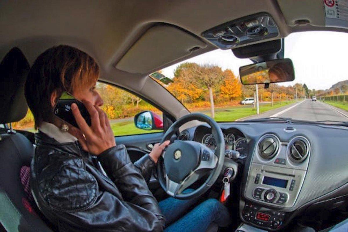 sanciones por el uso del móvil
