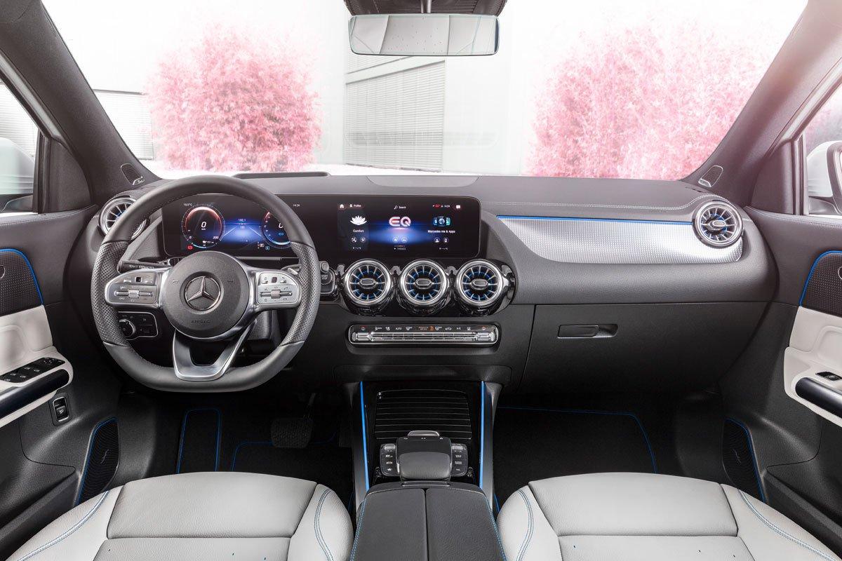 Prueba Mercedes EQA