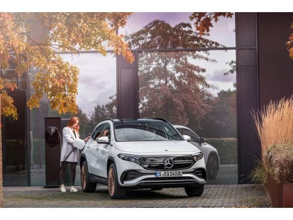 Prueba Mercedes EQA: opinión, precio y oferta de lanzamiento