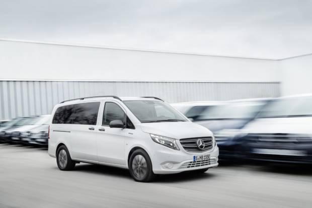 Mercedes eVito Tourer: electrificación desde 69.590 euros