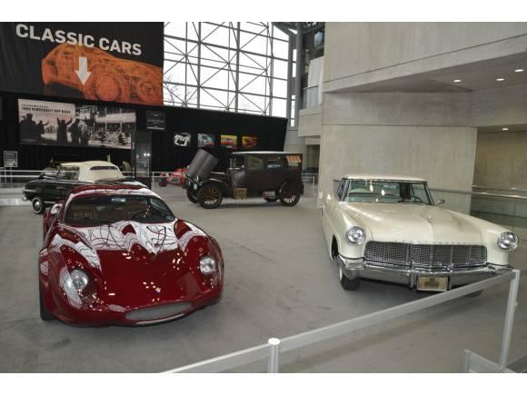 Los coches que no llegarán a España del Salón de Nueva York 2017
