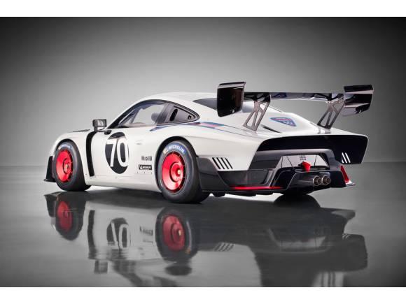 Porsche vuelve a fabricar el 935 con un precio de 700.000 euros