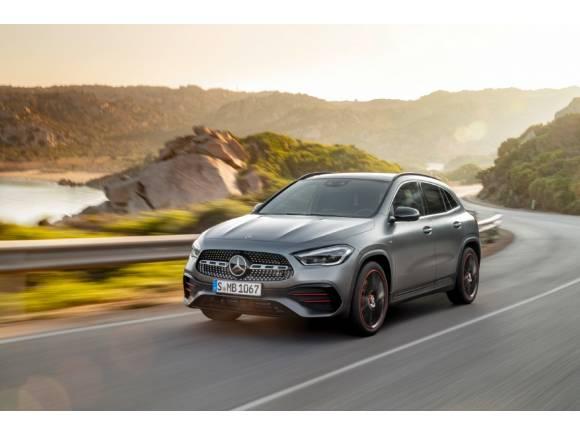 Nuevo Mercedes GLA 2020: más SUV que nunca... y electrificado