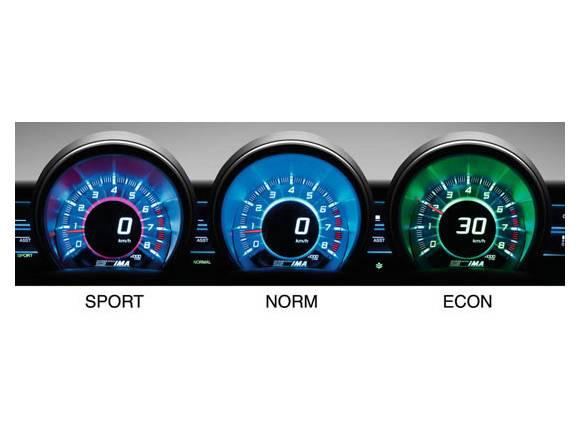 Honda CR-Z: el tercer híbrido de Honda, en primavera