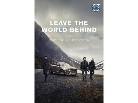 Volvo y Swedish House Mafia se unen para un videoclip