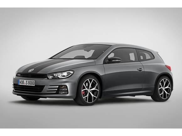 Nuevo Volkswagen Scirocco GTS, decoración y deportividad