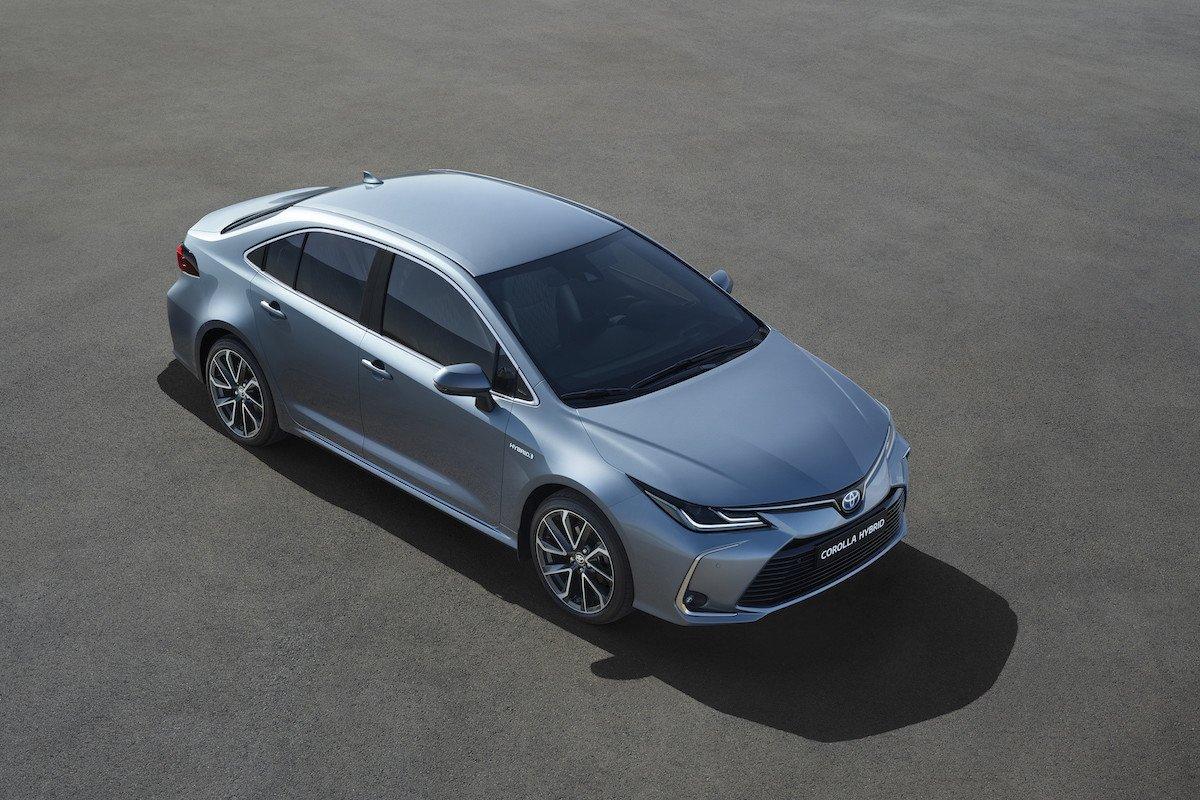 Toyota Corolla Sedan híbrido