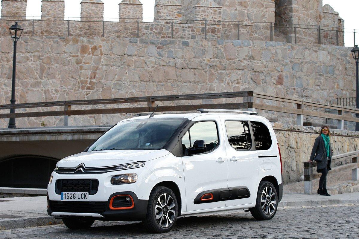 Prueba Citroën Berlingo