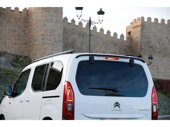 Citroën Berlingo: primera prueba y opinión del motor PureTech 130 EAT8