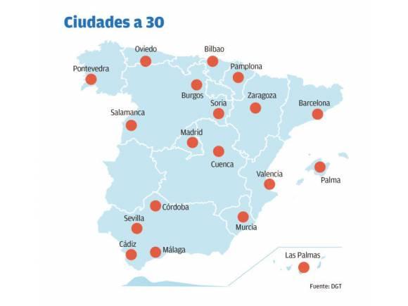 Bilbao impone el límite de 30 Km/h en toda ciudad