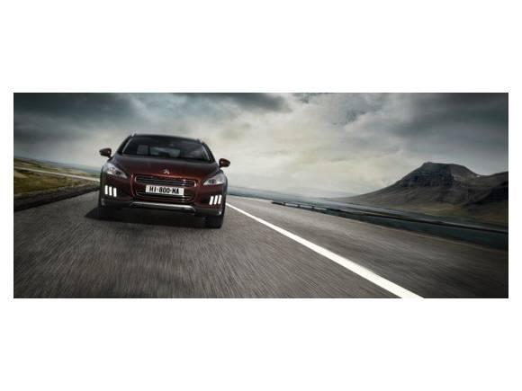 Peugeot 508 RXH Limited Edition: a la venta el nuevo híbrido de Peugeot