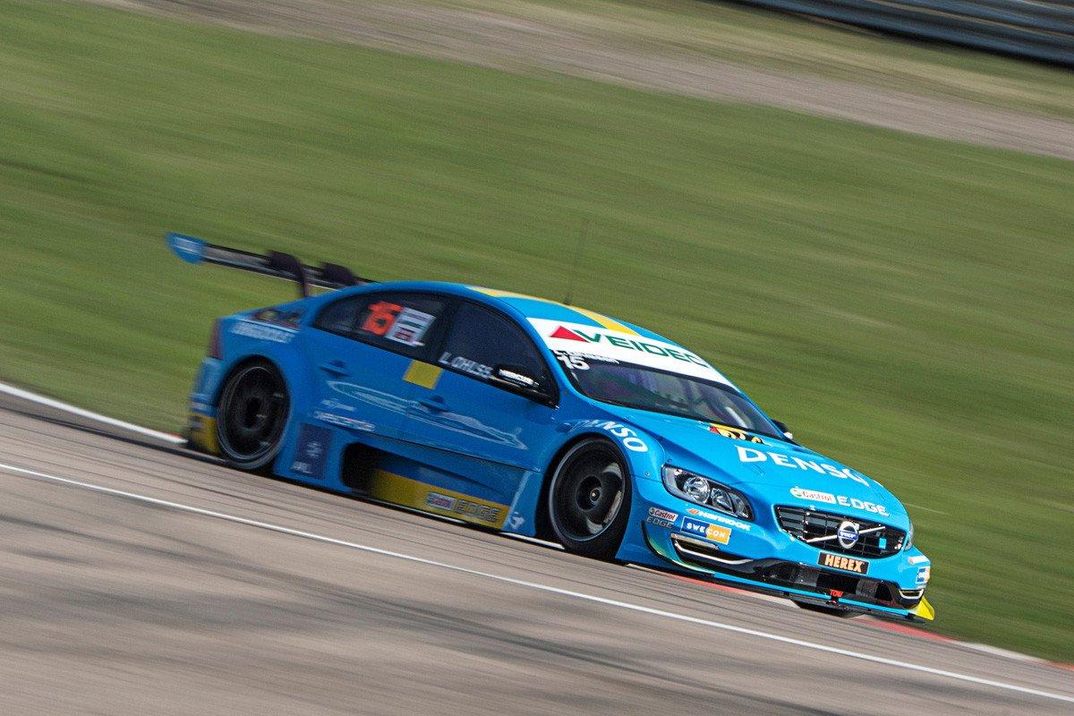 Volvo mostrará sus coches de competición antiguos en la ...
