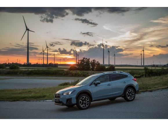 Prueba Subaru XV 2018, modernizado y mejorado