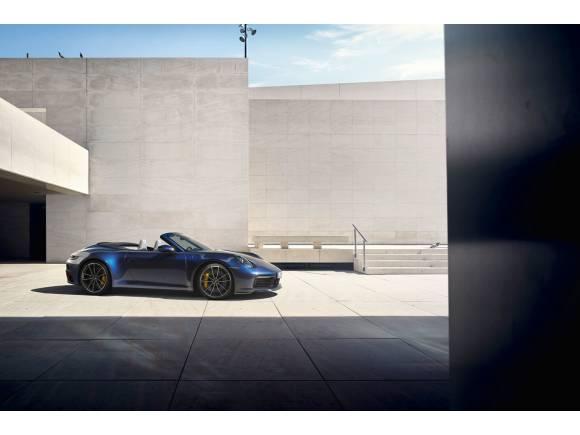 Presentado el nuevo Porsche 911 Cabriolet, que llegará en el mes de marzo