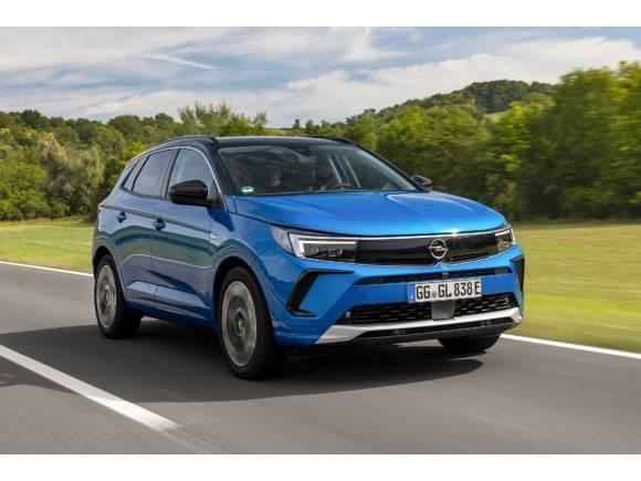 Nuevo Opel Grandland 2021: precios ya disponibles, desde 22.900 euros