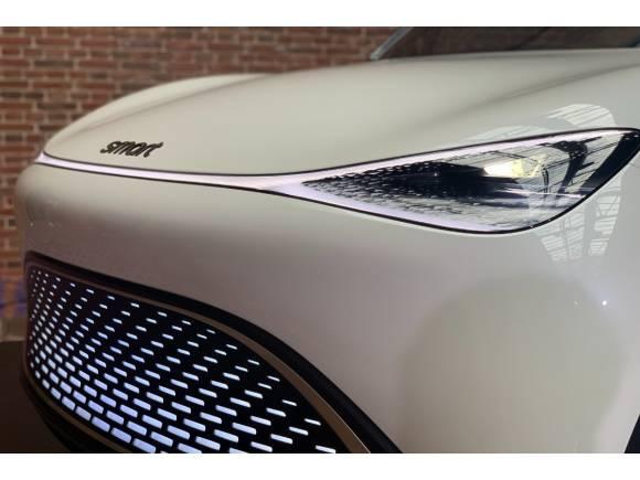 Smart Concept 1: un SUV para definir el futuro de una marca