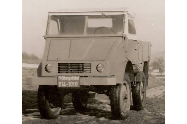 El camión todoterreno Mercedes Unimog cumple 70 años
