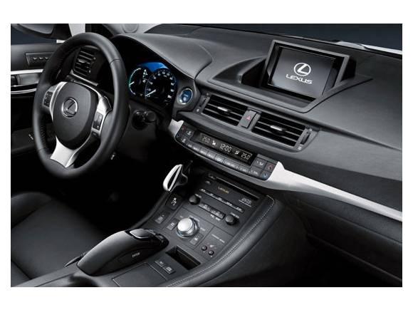 Lexus CT 200h, la apuesta de Lexus ante la supremacía alemana