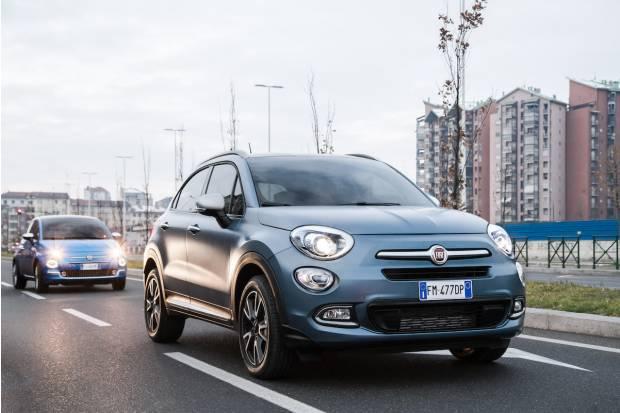 Nuevos Fiat 500X y 500L Mirror, más conectados