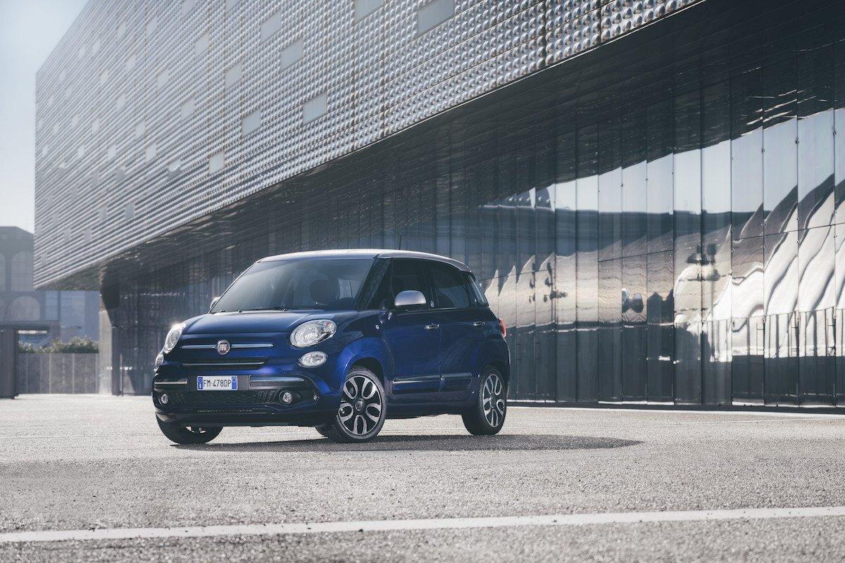 Nuevos Fiat 500X y 500L Mirror