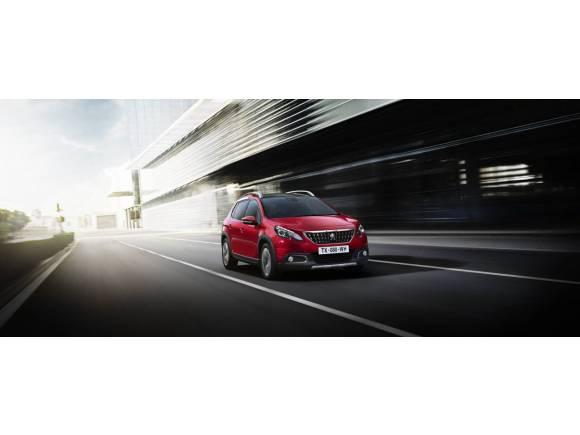 Nuevo Peugeot 2008 2016: cambios estéticos y versión GT Line