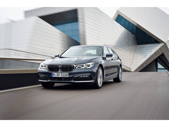 Nuevo BMW Serie 7, se renueva el buque insignia