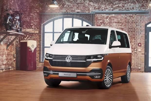 Nuevo Volkswagen Multivan 2020, con versión eléctrica