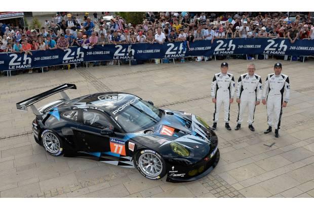 24 Horas de Le Mans: Michelin te invita a conocer a Patrick Dempsey