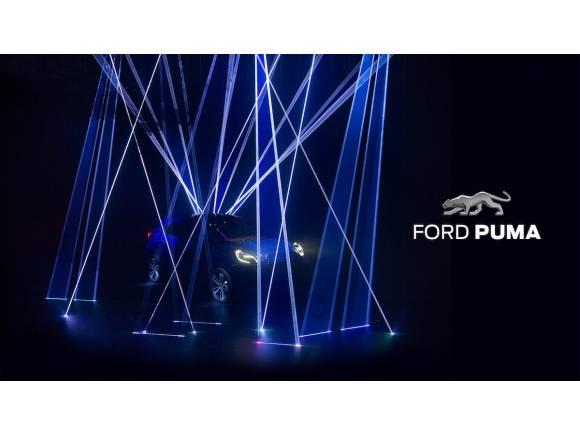 Avance del próximo Ford Puma, SUV pequeño e híbrido