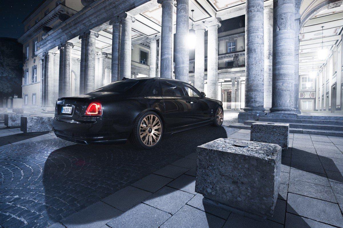 Rolls Royce Spofec One Black