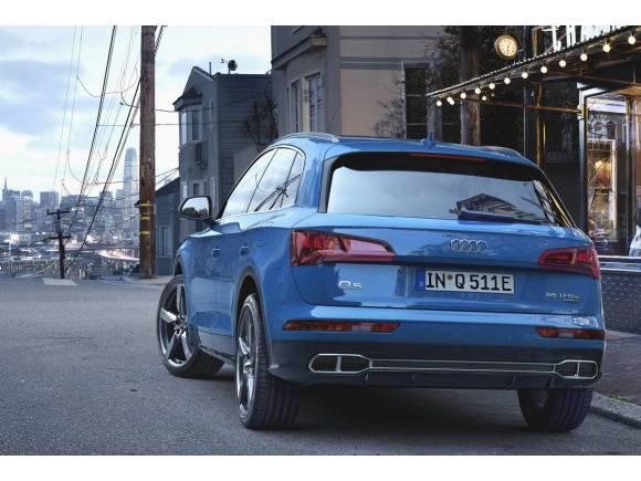 Nuevo Audi Q5 55 TFSIe quattro: el Audi Q5 se electrifica