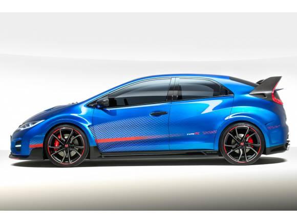 El nuevo Honda Civic Type R tendrá 280 caballos