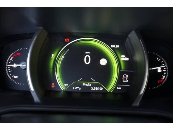 Prueba Renault Mégane 1.5 DCI 110 CV Zen