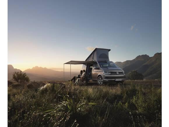 Nueva Volkswagen California: desde 40.900 euros