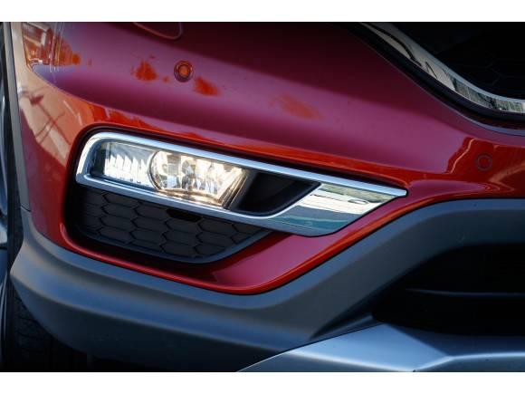 Prueba de gama: qué Honda CR-V comprar