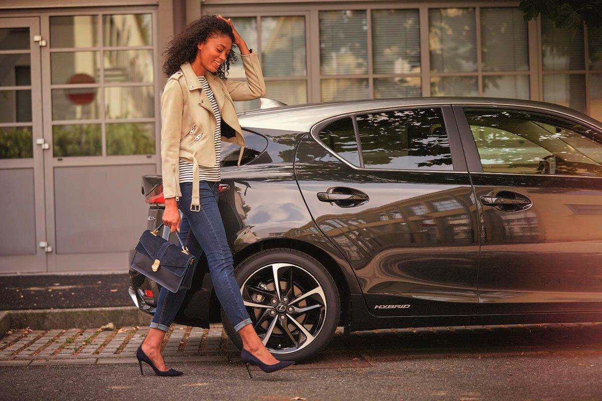 Lexus CT Black&Grey Edition