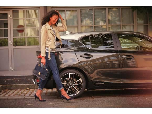 Nuevo Lexus CT Black&Grey Edition, primero con carrocería en dos tonos