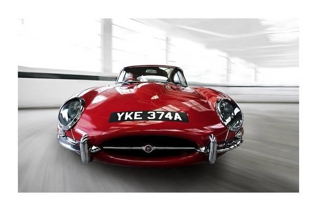 El Jaguar E-Type cumple 50 años